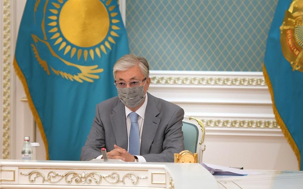 Глава государства провел расширенное заседание Совета по управлению МФЦА