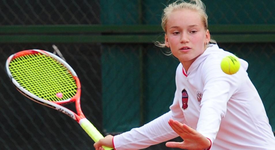 Рыбакина может стать лучшим новичком теннисного года по версии WTA