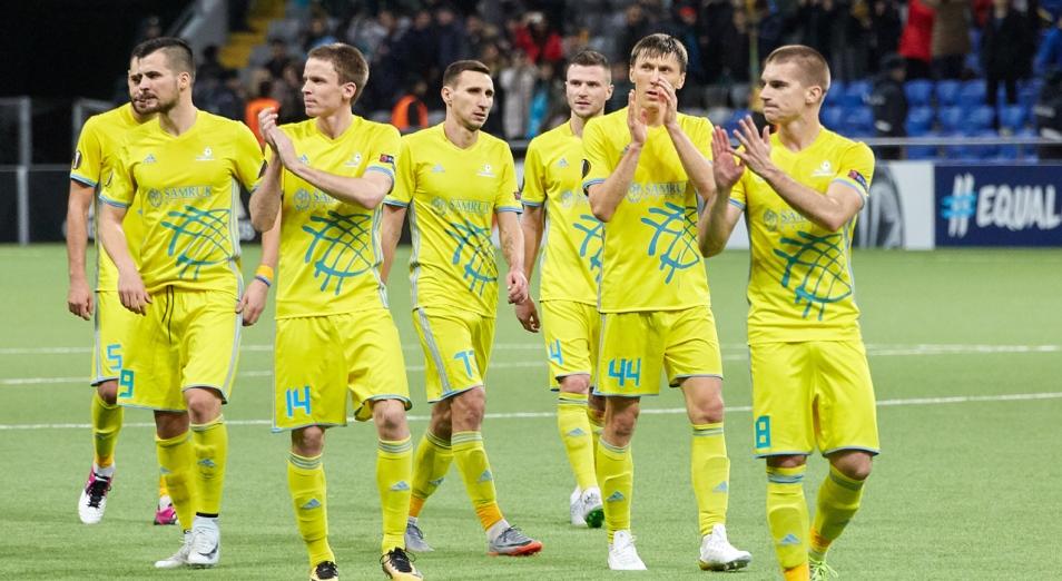 «Астана» и «Кайсар» остались теневыми лидерами КПЛ