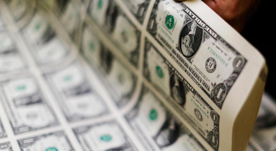 Бюджетный дефицит в США рискует побить рекорд 1945 года