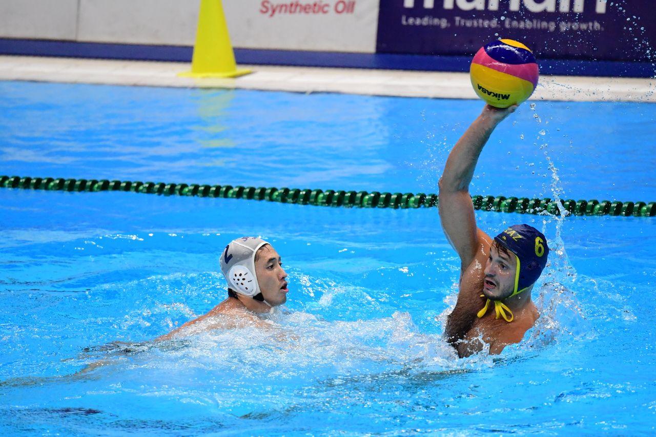 Мировая лига по водному поло: женская команда Казахстана заняла шестое место
