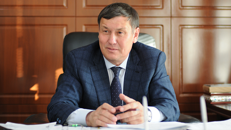 Абдраимов Галымжан Райылович