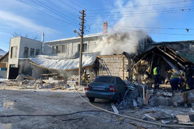 Взрыв в кафе в Нур-Султане: более 20 человек госпитализировано
