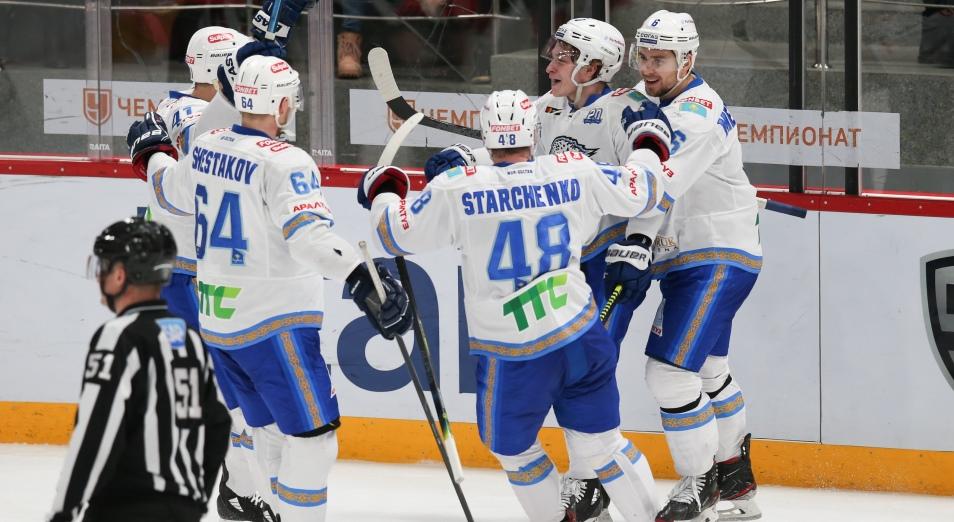 Регулярка КХЛ: «Барыс» за две минуты уничтожил «Авангард»