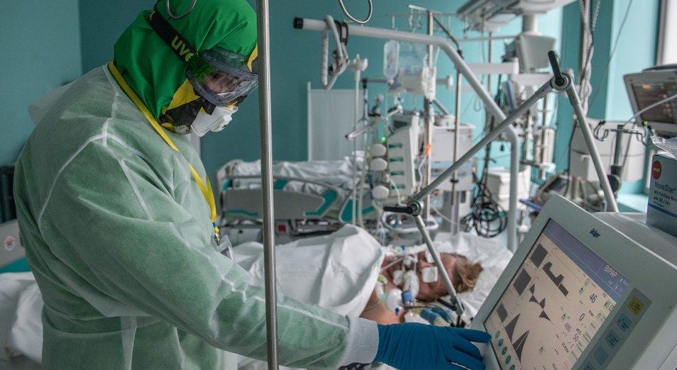 Суточная смертность от коронавируса установила новый рекорд