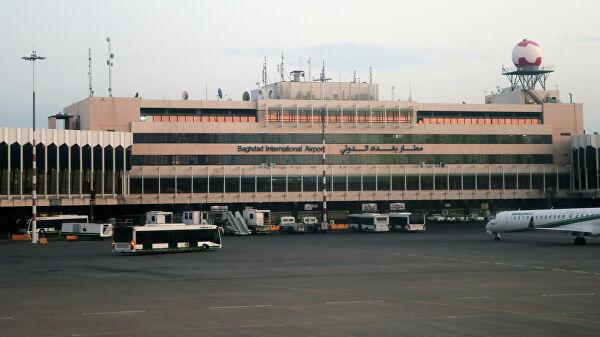 Аэропорт Багдада подвергся ракетному обстрелу