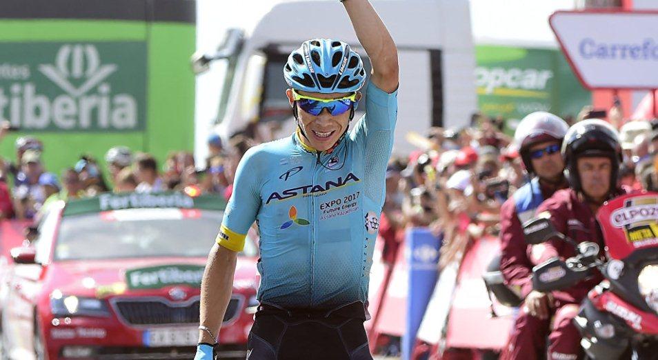 Лопес стал третьим на «Джиро д'Италия», Велогонки, Astana Pro Team, Мигель Анхель Лопес, Джиро д'Италия