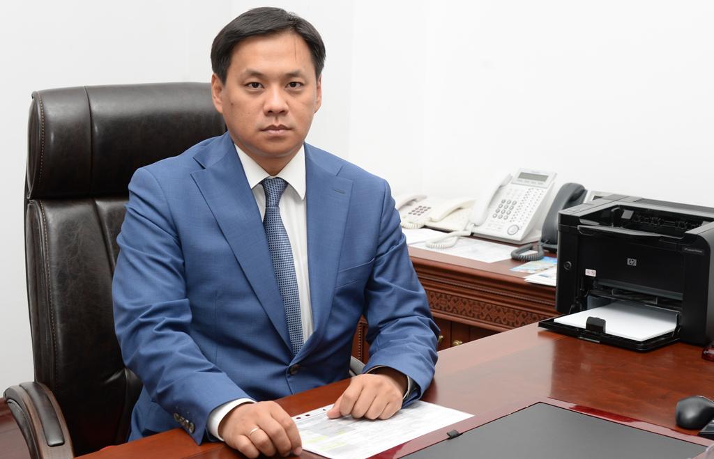 Досье: Ким Евгений Германович, акимат Кызылординской области, назначение