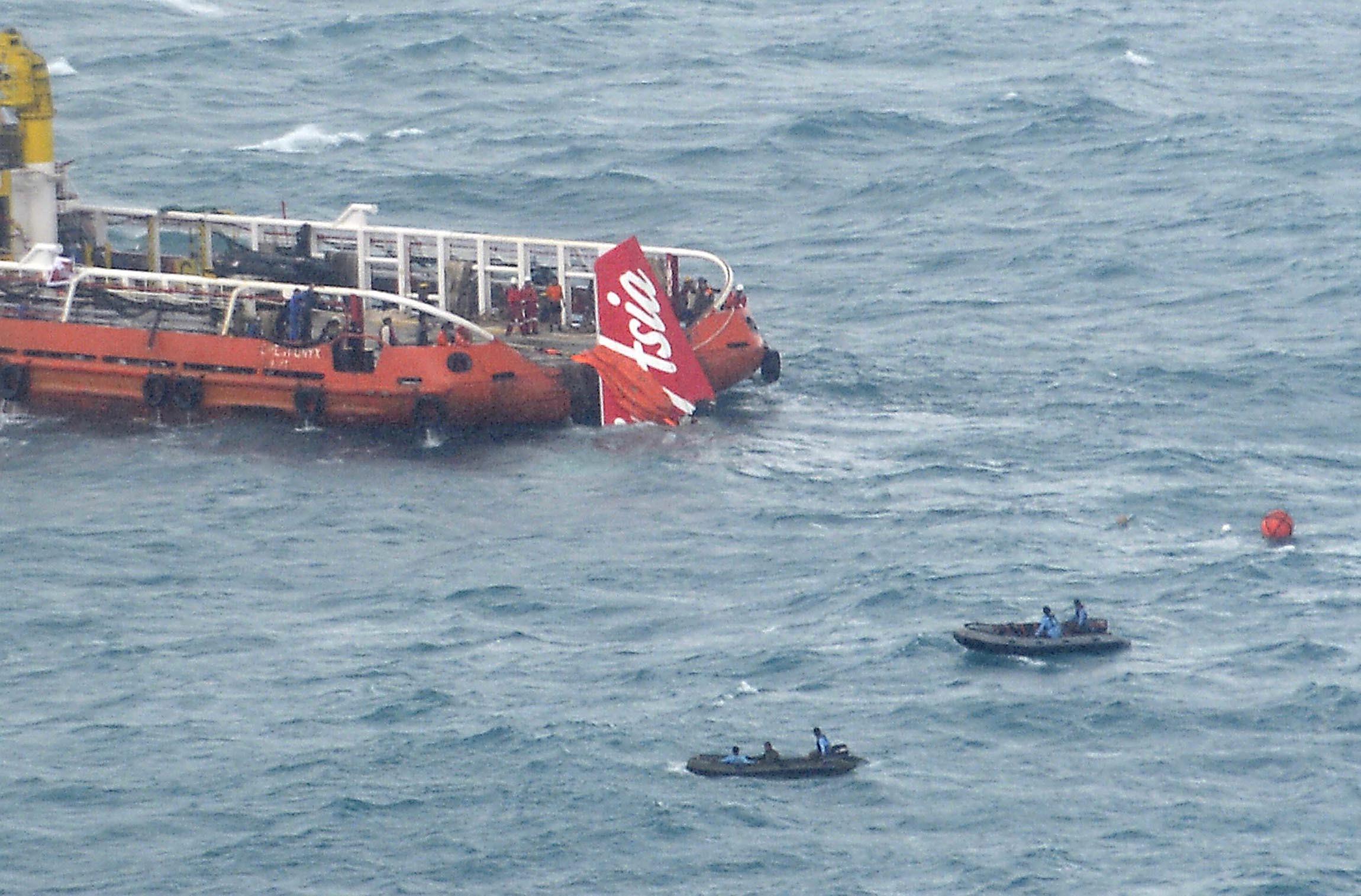 189 человек находилось на борту разбившегося в Индонезии самолета