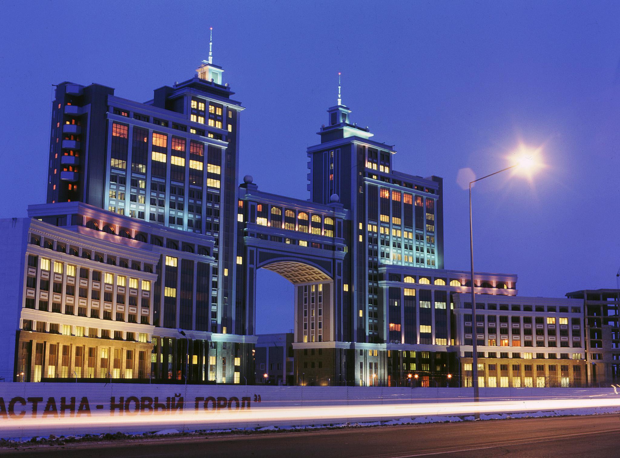 Депутаты маслихата Астаны предлагают написание нового названия столицы Казахстана через дефис – Нур-Султан