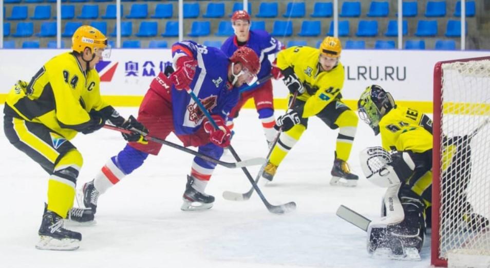 Регулярка ВХЛ: «Сарыарка» догнала «Кузню»