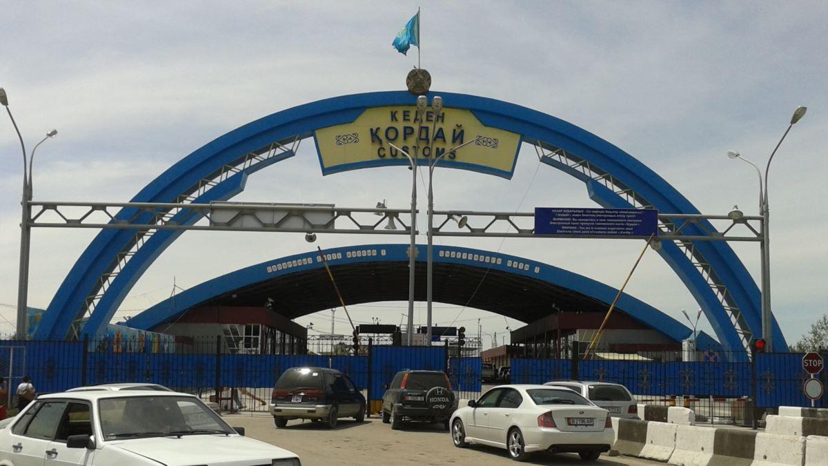 Приграничный с Кыргызстаном Кордайский район в Казахстане закрывают на карантин