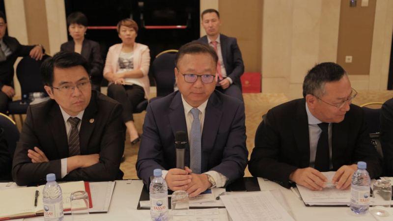 Представители текстильной промышленности Китая посетили Астану