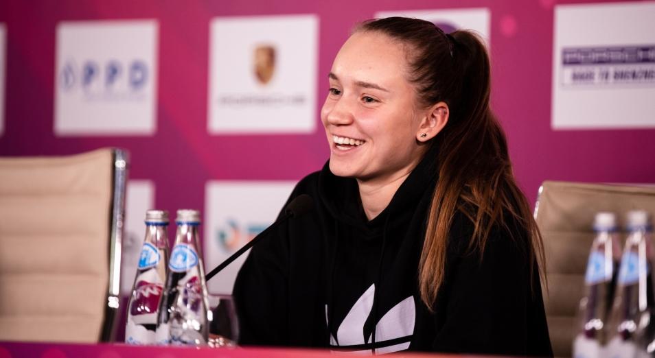 Рыбакиной осталась одна победа до третьего титула WTA в карьере