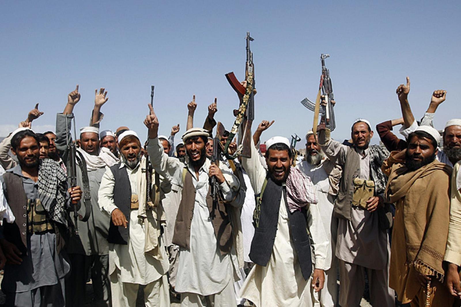 Талибы заявили, что полностью изгонят ИГИЛ из Афганистана