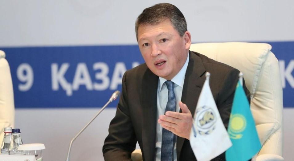 «Вы нас подвели»: Кулибаев подверг критике тренеров сборной