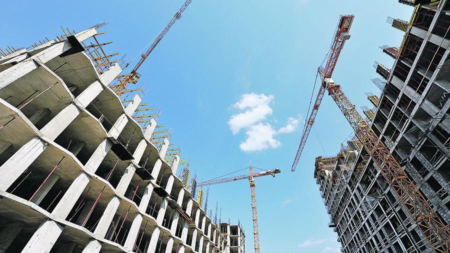 На месте столичного ЖК «Территория комфорта» построят новый многоэтажный дом