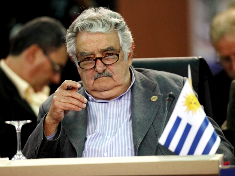 Бывший президент Уругвая отказался от пенсии сенатора