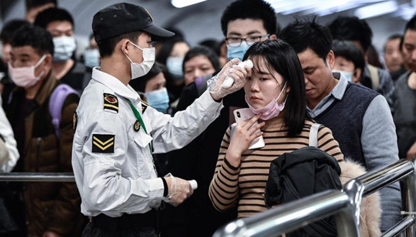 В Китае за сутки выявлены 138 новых случаев заражения коронавирусом – Госкомздрав КНР