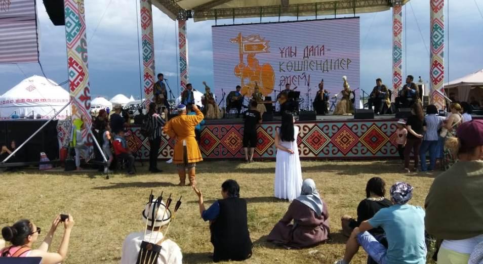 Этнофестиваль на Боралдайских курганах прошел в Алматы, этнофестиваль, Мероприятие, Боралдайские курганы, Туризм, Инфраструктура