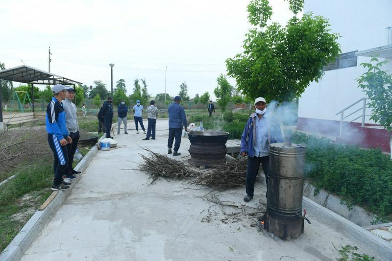 17 тысяч эвакуированных жителей Туркестанской области вернутся домой