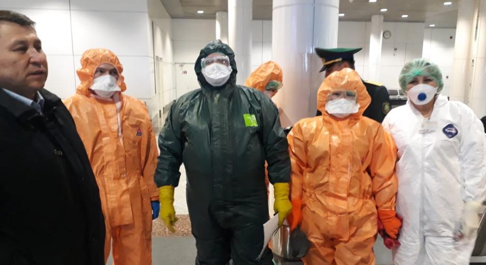 Минздрав РК держит ситуацию с холерой в Астане под контролем, Минздрав РК, Холера, заболевания, Эпидемия, Карантин