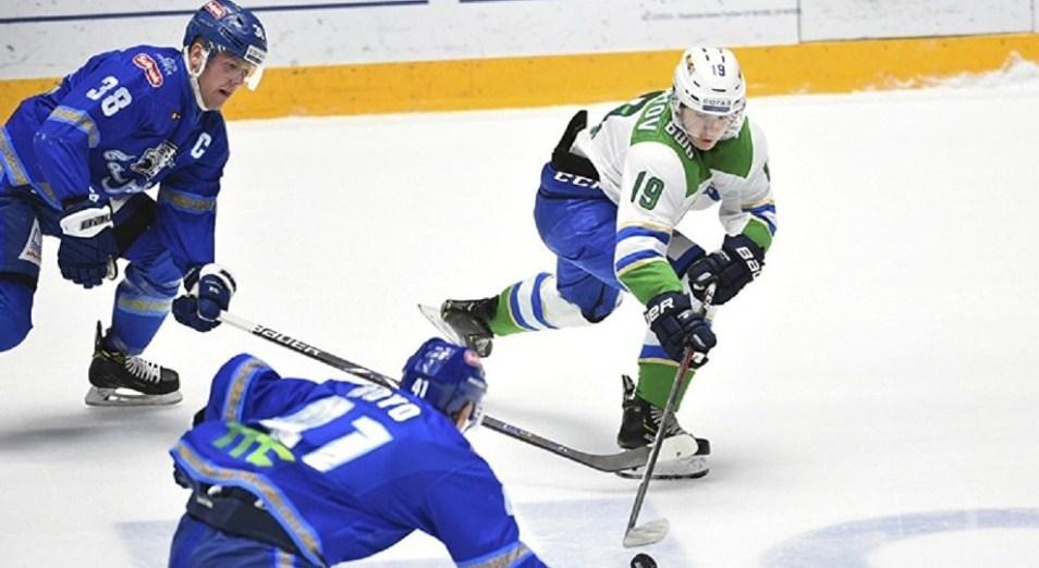 Регулярка КХЛ: «Барыс» продолжает погоню за «Авто» на «Востоке»