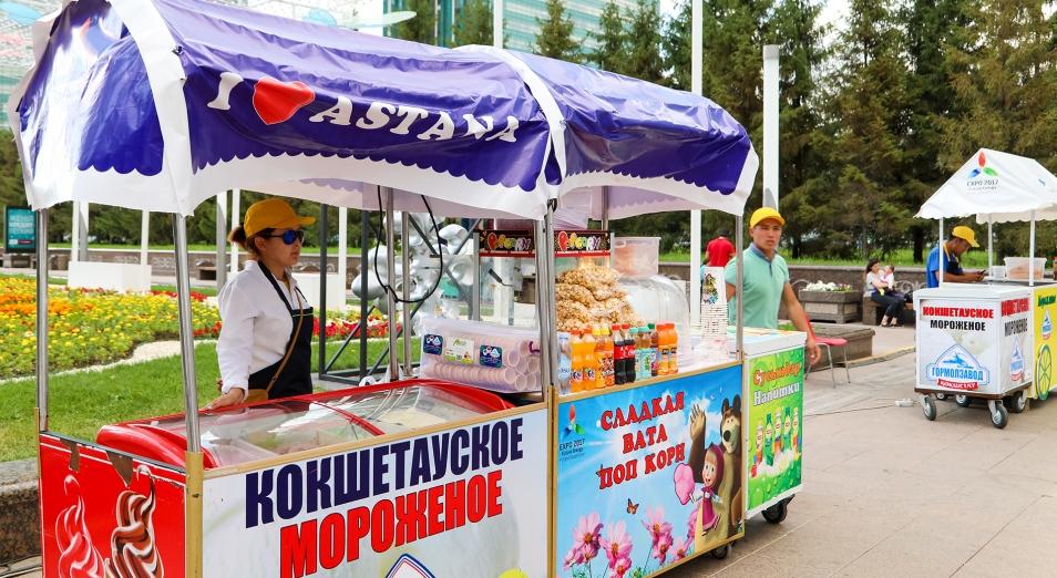 СПК делает бизнесменам одолжение, СПК «Astana», Уличная торговля, инженерные сети, Инфраструктура, МСБ, бизнес,НПП «Атамекен»