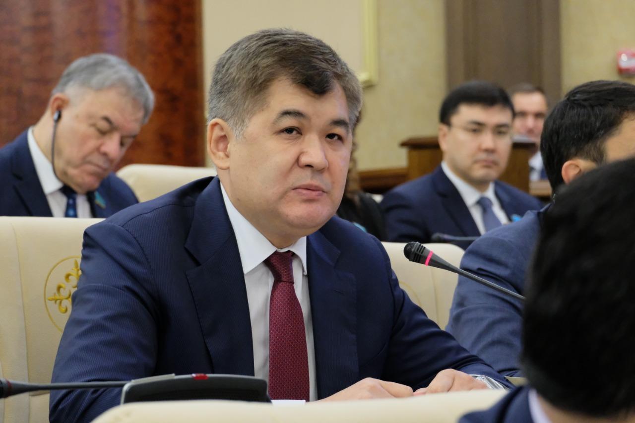 Каким министром был Елжан Биртанов
