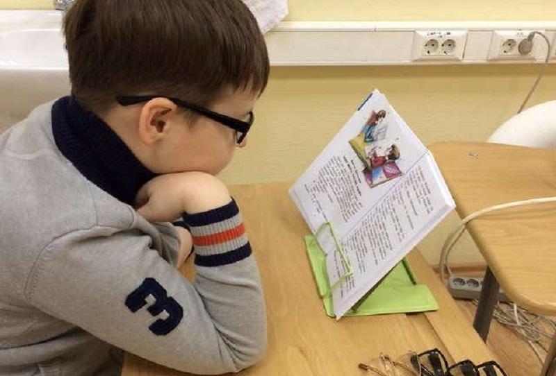 Сколько столичных школьников имеют проблемы со зрением