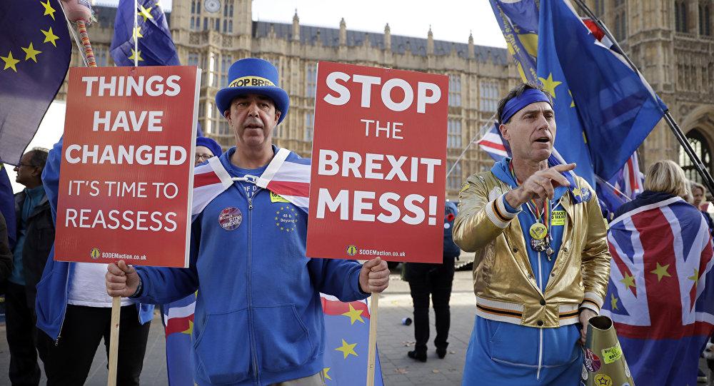 Большинство британцев выступают против выхода страны из ЕС