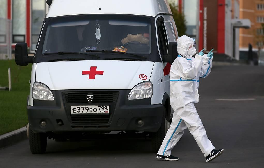 Число заразившихся коронавирусом за неделю в России обновило максимум с мая