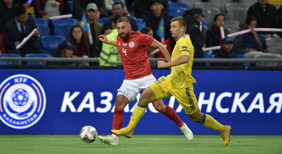 Стойлов: «Грузия победила заслуженно», Футбол, Лига наций, Грузия , Казахстан, Станимир Стоилов