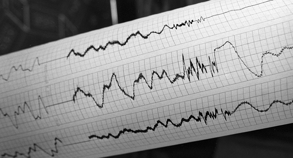 Казахстанские сейсмологи зафиксировали землетрясение в Каспии