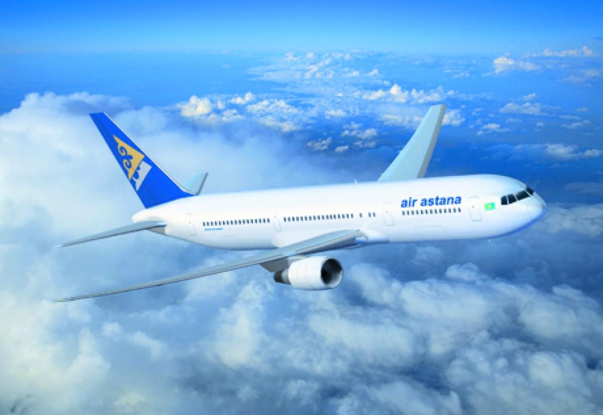 Air Astana в январе-сентябре увеличила пассажиропоток на 6%