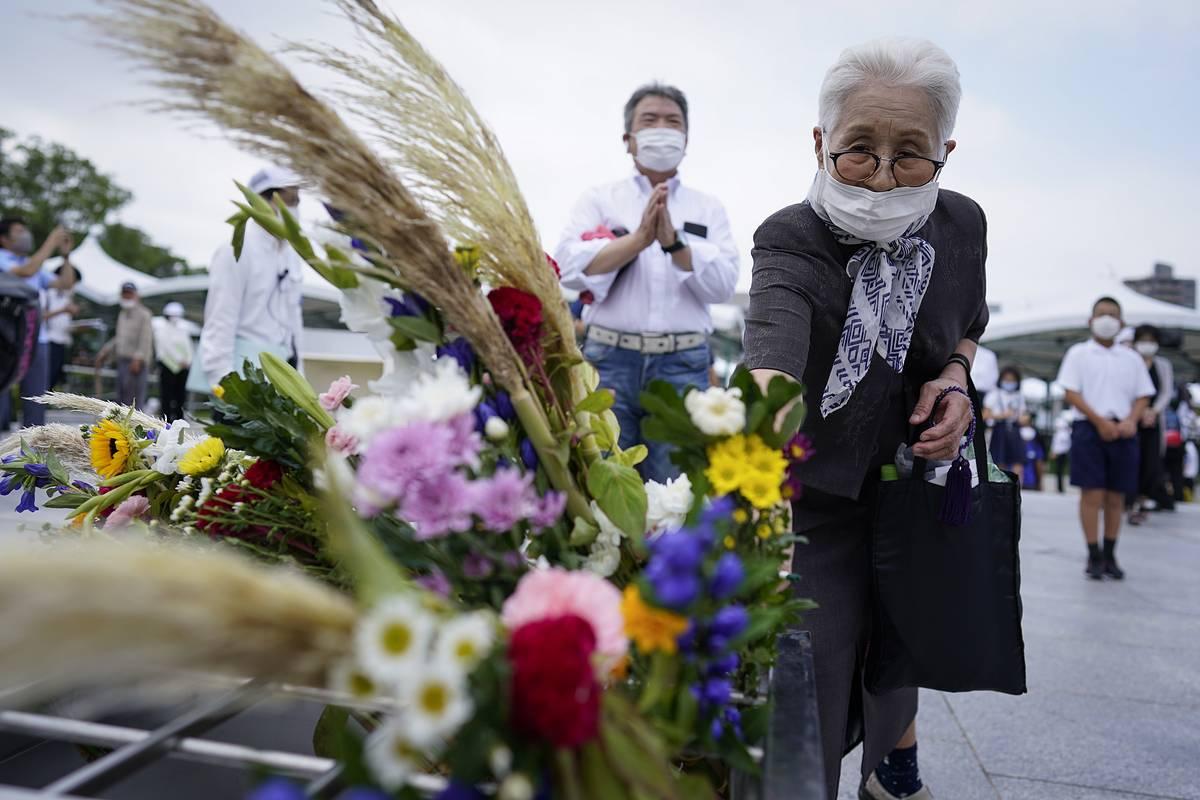 Нагасакиде атом бомбасының құрбандарын еске алды