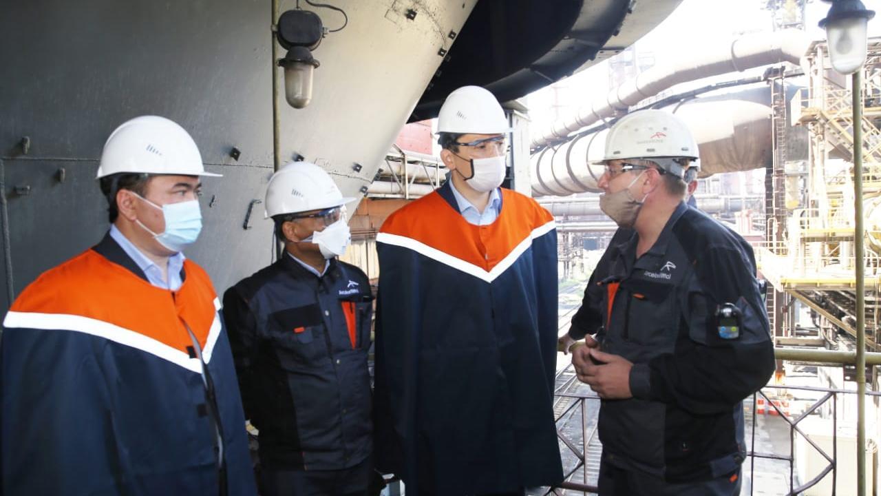 «Все это чистой воды лепнина»: темиртаусцы комментируют визит министра экологии