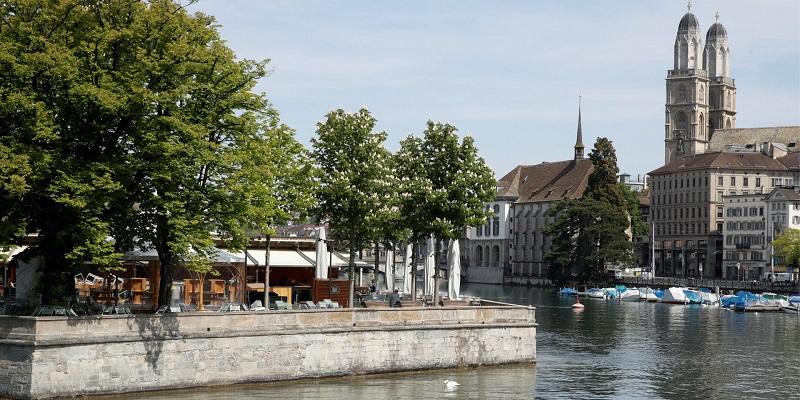 С 28 мая в Швейцарии разрешили проводить венчания в церквях
