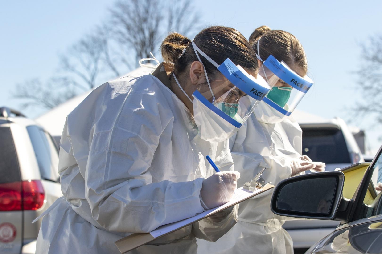 20 млн человек было инфицировано COVID-19 в мире с начала пандемии