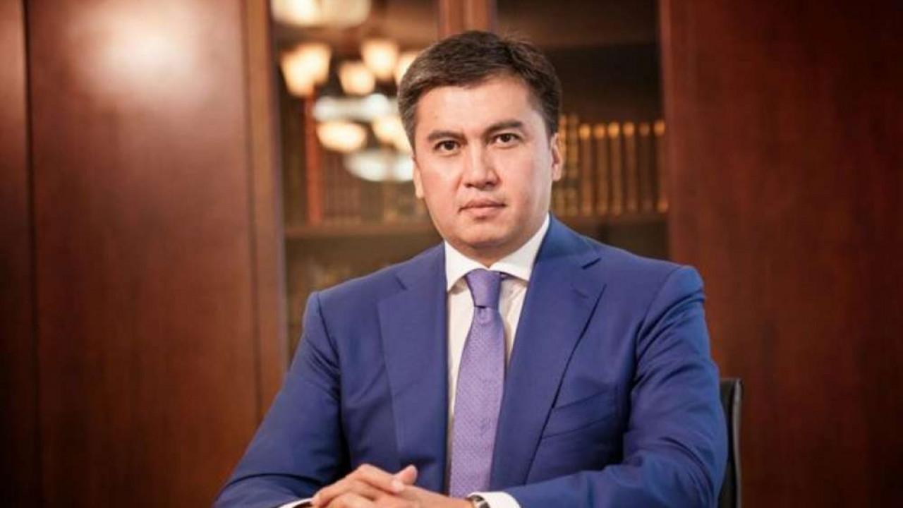 Габилулла Абдрахимов получил должность советника Премьер-министра Казахстана