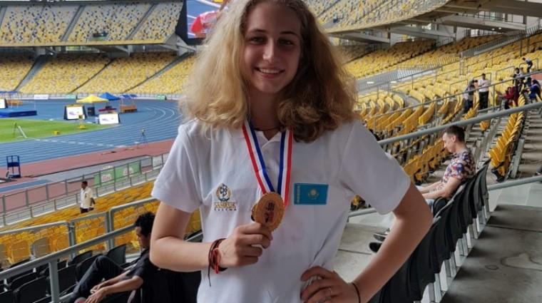 Легкоатлеты РК завоевали пять медалей на турнире Malaysian Open Grand Prix