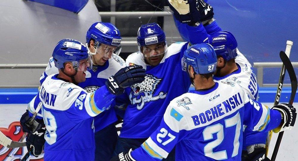Регулярка КХЛ: «Барыс» по-прежнему потенциально четвёртый на «Востоке»