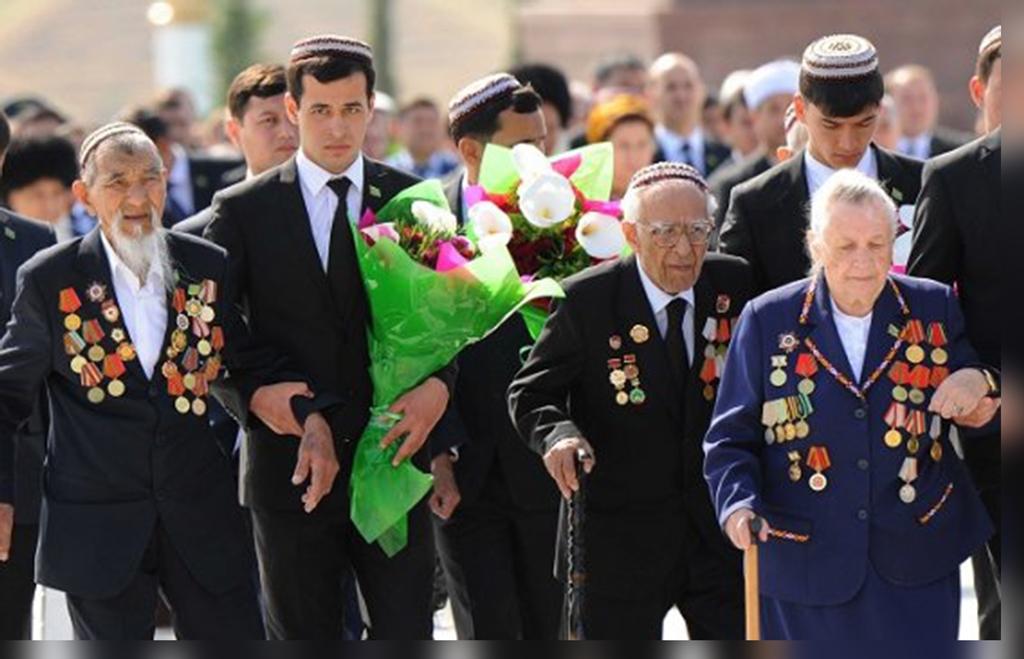 В Туркменистане готовятся 9 Мая провести военный парад в честь Дня Победы