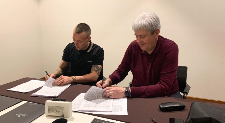 «Кайрат» подписал трехлетний контракт с участником ЧМ-2018