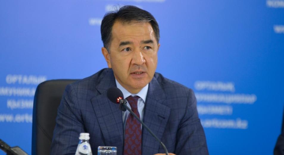Деньги есть, больницы строим – Сагинтаев о ситуации с коронавирусом в Алматы