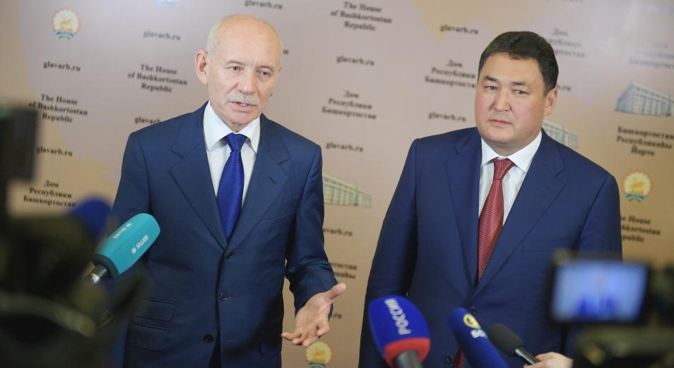 Башкортостан и Павлодарская область договариваются о кооперации