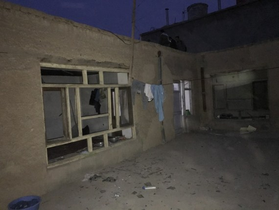 В Кабуле террорист-смертник взорвал бомбу в образовательном центре