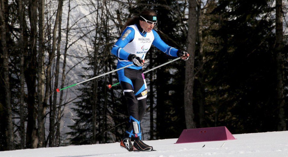 Колядин принес Казахстану первое золото Белой паралимпиады