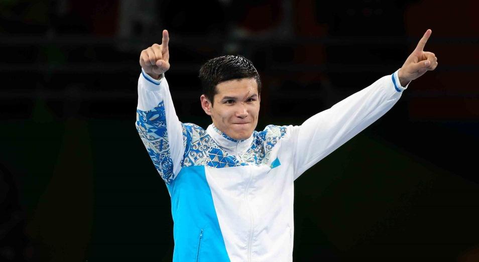 Елеусинов: «Я иду в профи за чемпионскими поясами»