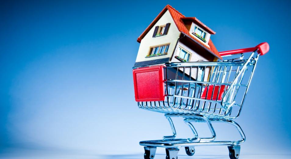 Продажи жилья в столице упали на 30%